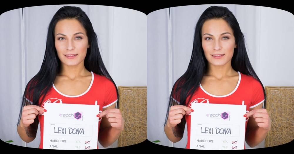 Czech VR Casting 064 - Sexy Lexi casting session